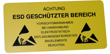 EPA markings and signs