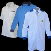 ESD-Berufskleider