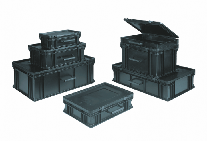 ESD carrying cases