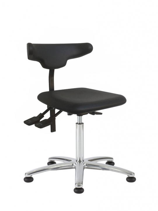 "ESD Chair ""Donatello"" for Clean Room"