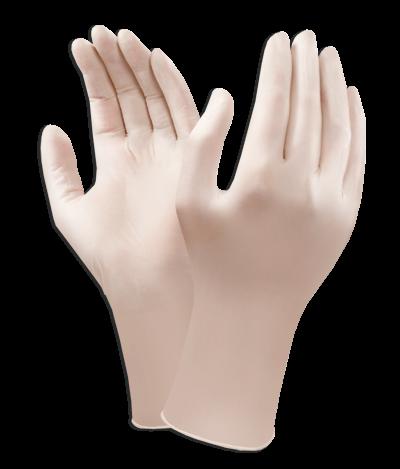 Antistatische Handschuhe aus Nitril, Pck à 100 Stk