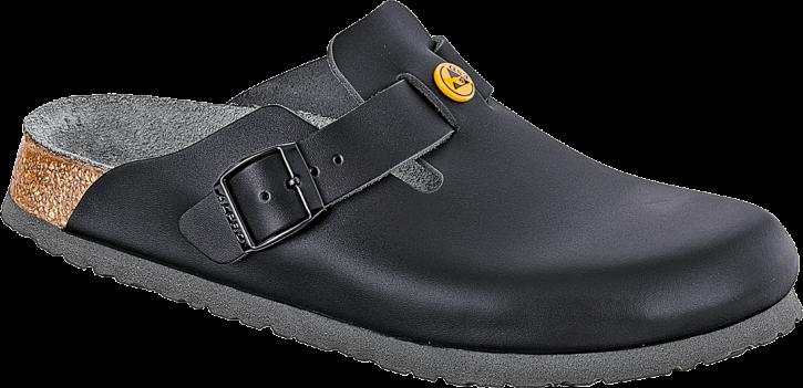 """ESD-Schuhe """"Boston Birkenstock"""" schwarz, Grösse: 36 - 48"""