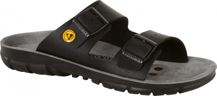 "ESD-Schuhe ""Bilbao Birkenstock"" schwarz, Grösse: 36 - 46"