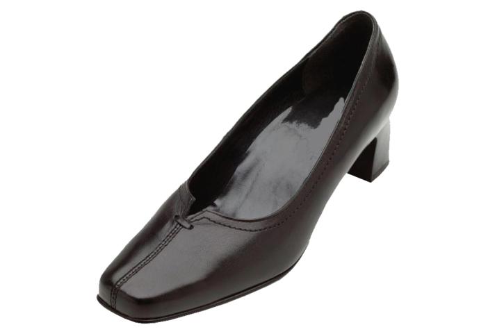 """ESD-Ladies shoes, type """"Elégance"""", black, Size: 36 - 41"""