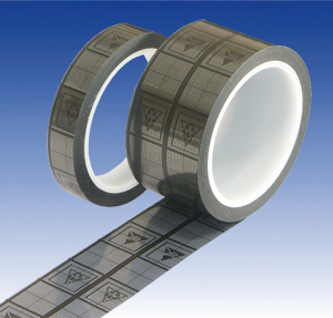 Antistatic grid tapes