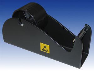 Dissipative tape dispenser, black
