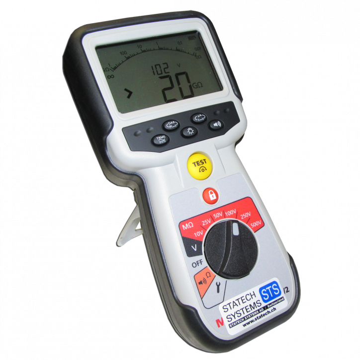 Gigaohmmeter Typ GMA.ESD