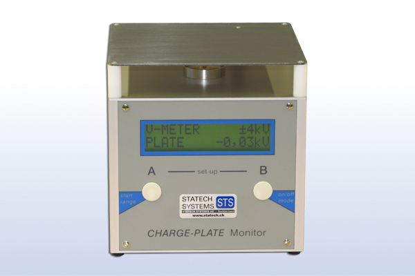 Charge Plate Monitor