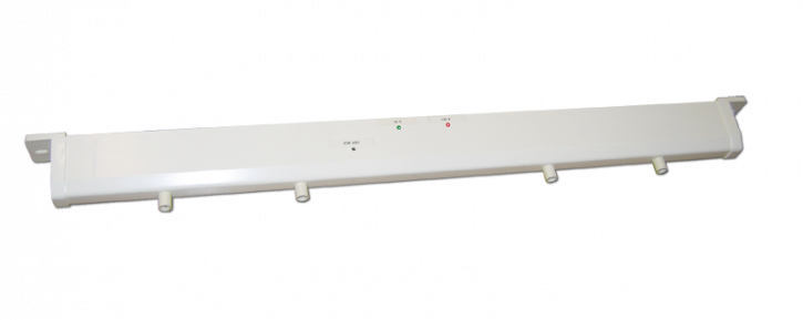 Ionizing bar (type DC-ESR)