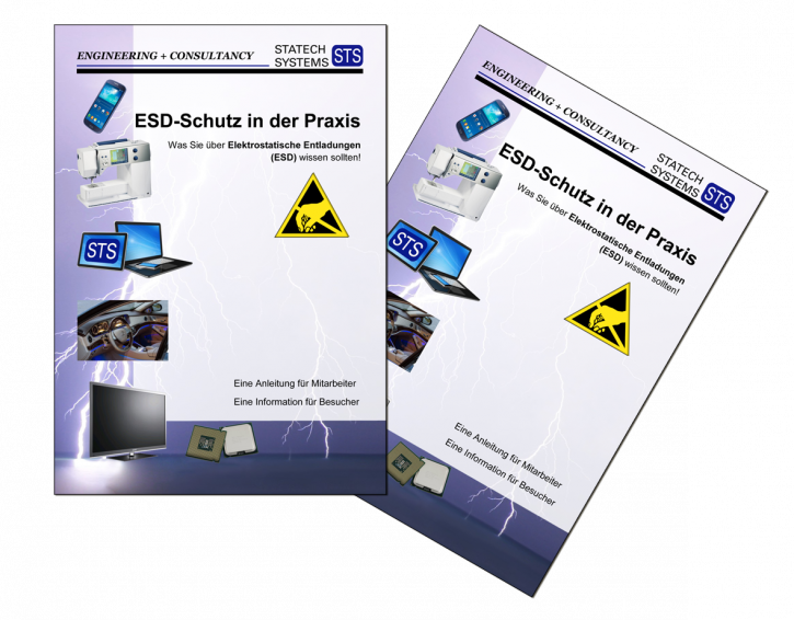 "ESD guideline ""ESD protection Put into practice"""