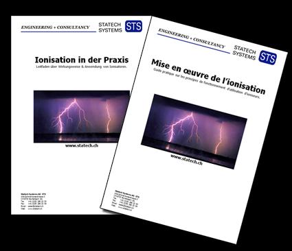 """Broschüre """"Ionisation in der Praxis"""""""