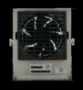 Ultra Low Ion-Balanced Ionizer (BF-2MA-LV)